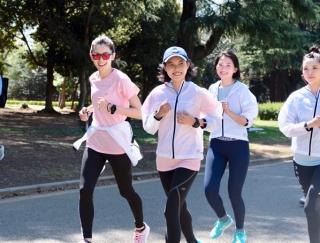 ピクニック気分でスポーツを楽しもう! 「RUN YOU代々木公園ラン&ヨガ」レポート