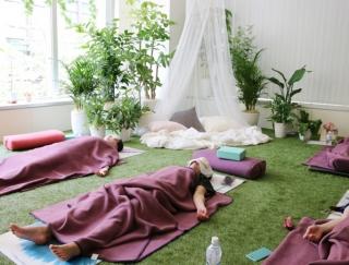 寝落ち確実! 休息のためのヨガ「ホッと一息ヨガ」で得た全身クリア体験 #Omezaトーク