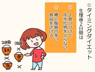 【漫画レポート】リバウンドなし!-20kgやせに成功した3つの食べやせ術