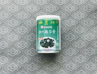 香港人がこよなく愛す薬膳デザート!カルディで見つけた「亀ゼリー」で暑気払い