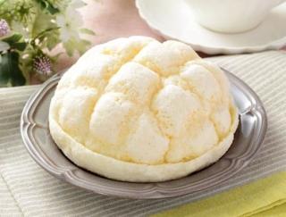 ショートケーキ×メロンパンのぜいたくコンビ♪ 甘さマシマシなローソンの「ショートケーキ!? メロンパン」
