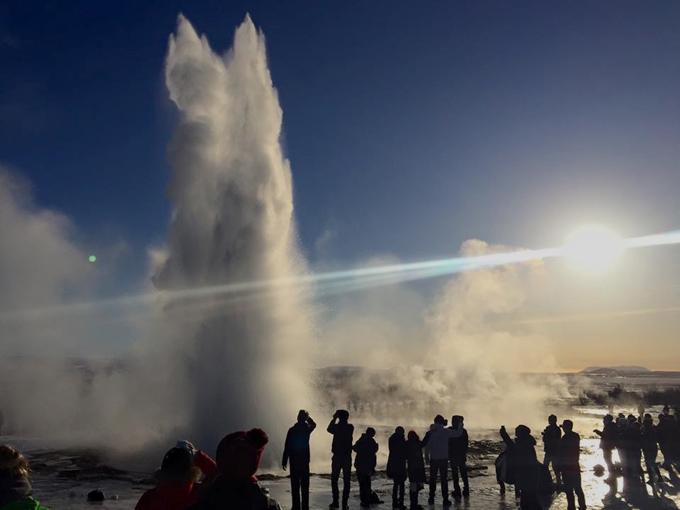 アイスランドの景色