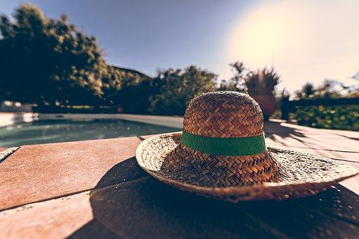 帽子と紫外線