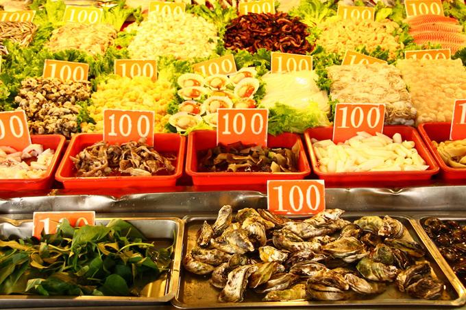 海鮮店イメージ