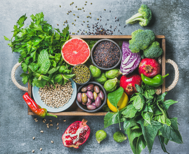 野菜やフルーツなど