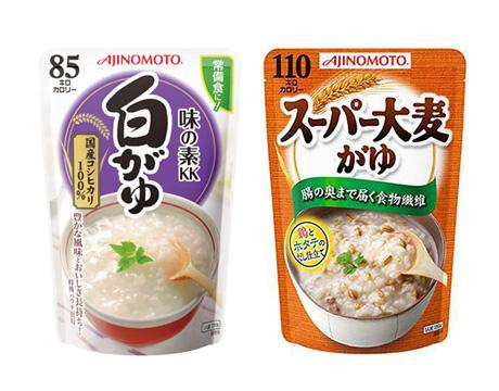 【2位】味の素KKおかゆシリーズ(味の素)