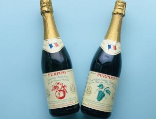 フランス発シードルのノンアル版!カルディで見つけた「果物しか使っていない」スパークリングジュース