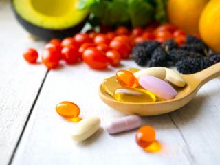 サプリメントと食品
