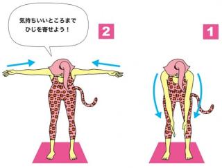 三角筋を鍛える「前傾サイドレイズ」で二の腕周りのぜい肉を落とす!