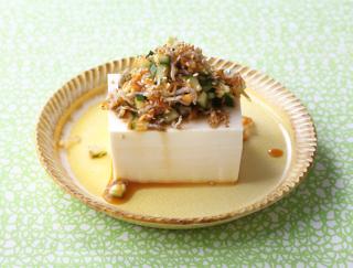 豆腐やサラダにちょい足し!「酢しょうが」を使った疲労回復レシピ