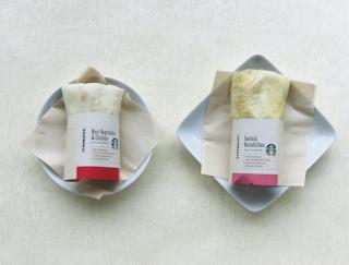 スタバで300kcal以下ランチ⁉︎ 絶品ソースと野菜が決め手の『サラダラップ』2種