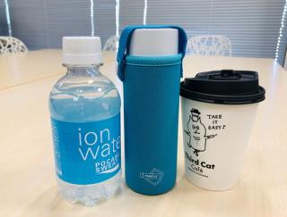 日本最小のミニ水筒「ポケトル」が超使える! #週末よもやま