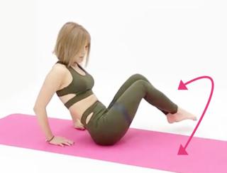 腹斜筋を強化してくびれをGet!理想的な腹筋を作るダイエット動画3選