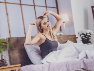 ぐっすり眠れてスッキリ起きれる!快眠をサポートするアプリ「熟睡アラーム」