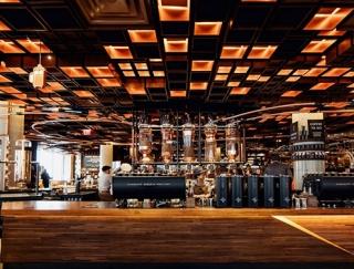 高級スタバ『Starbucks Reserve Roastery』(スターバックス・リザーブ・ロースタリー、ニューヨーク店に行ってみた!