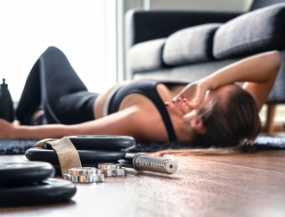 消費カロリーはランニングの1.2倍! 雨の日も続けられる「跳ぶだけダイエット」