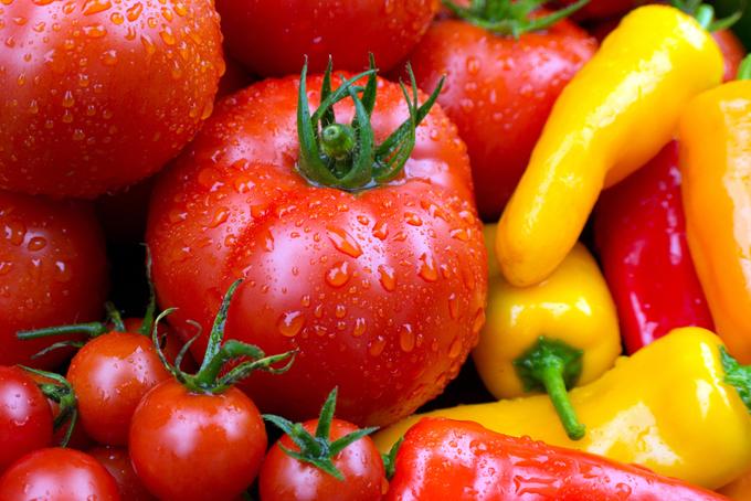 野菜を写した画像