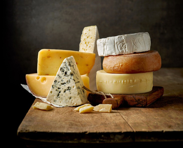 チーズの集合