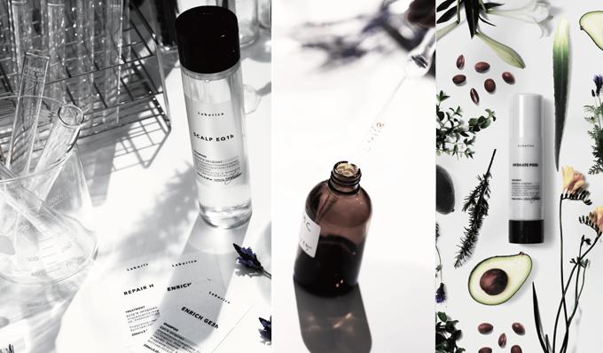 ラボリカの商品ボトル