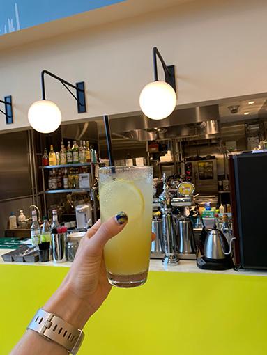レモンのジュース