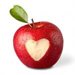 りんご1個