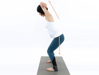 太ももの横張りをすっきりさせて美脚に!簡単リセットストレッチ