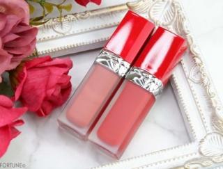 《Dior(ディオール)》初のリキッドリップ「ルージュ ディオール ウルトラ リキッド」全17色が登場!フラワーオイル配合の軽やかマットリップをレビュー