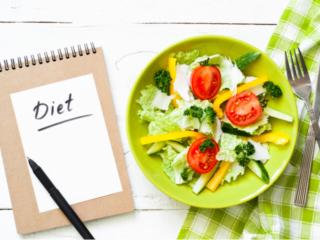 ダイエットプランを記入する前の画像