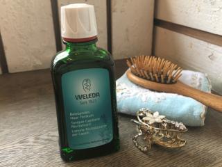 90年以上のロングセラーアイテムとなっているWELEDA(ヴェレダ)のオーガニックヘアトニック
