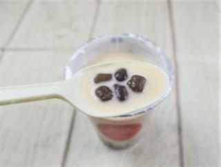 トロっと濃厚な南国感♪ やさしい味わいの「タピオカココナッツミルク」(ファミリーマート)