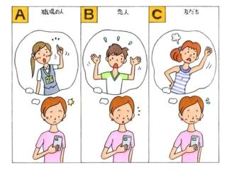 【心理テスト】休日、突然の着信でトラブル発生の予感。電話の相手は誰?