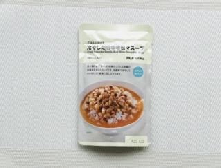 冷ごはんにぴったり! 無印良品「冷やし胡麻味噌担々スープ」で絶品中華ができ上がり♪