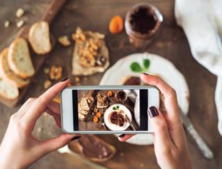 映える料理の写真が撮れる!「料理カメラ SnapDish 人気写真とレシピのお料理アプリ」