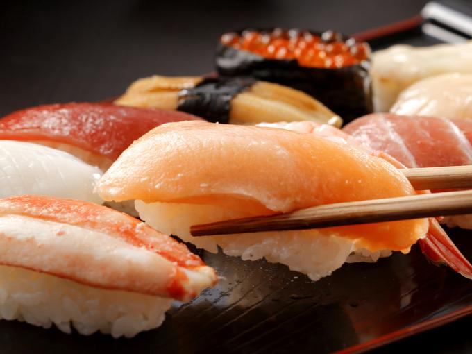 和食の代表格・寿司
