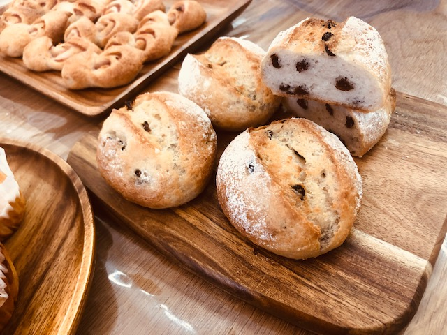 グルテンが含まれている小麦粉パン