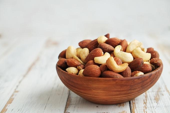 おすすめのナッツ類