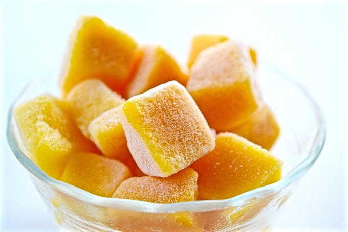 アイスがわりにもなる冷凍フルーツ