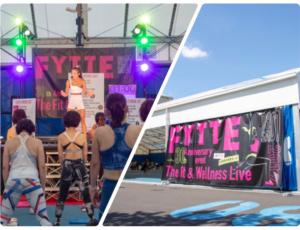 大人数で行うワークアウトの様子は圧巻!! FYTTE30周年イベント「The Fit & Wellness Live 2019」の熱い1日をレポート!