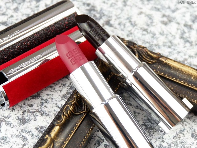 《ジバンシイ》多彩な魅力を放つ3種類の「ルージュ・ジバンシイ」が新発売!オートクチュールドレスのように優雅な美しさを引き出す究極のリップをレビュー