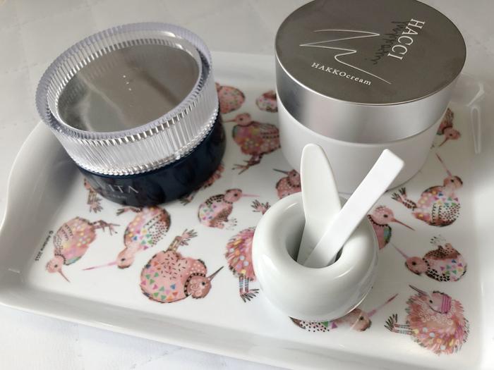 これでもうなくさない! 美容クリームのスパチュラの収納方法 #Omezaトーク 複製