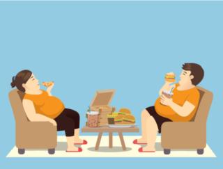 食べ過ぎるほどに食欲が加速!? 体重増加の「負のスパイラル」に