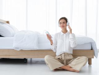 耳からいやされる♡ 音楽療法を参考にしたアプリ「Relax by meditone(R)」