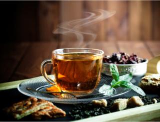 お茶を毎日飲むことで得られるメリット、口の中のがんを防ぐ?
