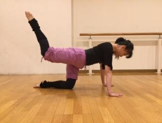 バレエダンサーが教える『出産1年後』から継続したい、美体型作りエクササイズ