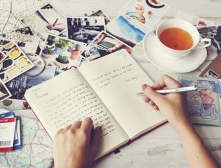 1行から始めて心身に変化!? 心を整理して自分を見つめ直す大人の日記習慣