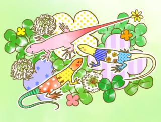 [9月29日] 秘密の恋が開花する日♡ #今日のいきものみくじ