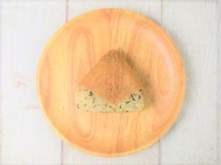 上から見た「高菜いなり寿司」の画像