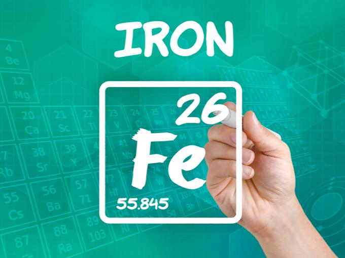 鉄の元素記号