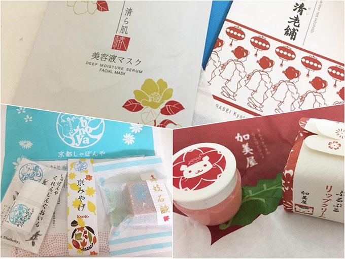 京都で指名買いするならコレ! 自分用に、贈りものに喜ばれるとっておきの京都土産コスメ