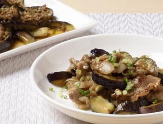 [なすと豚肉のレシピ]簡単でおいしい!麻婆なす&味噌豚肉炒め
